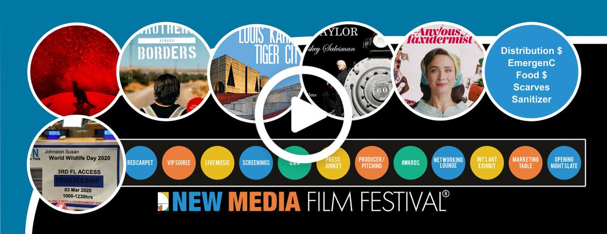 11th new media film festival sizzle