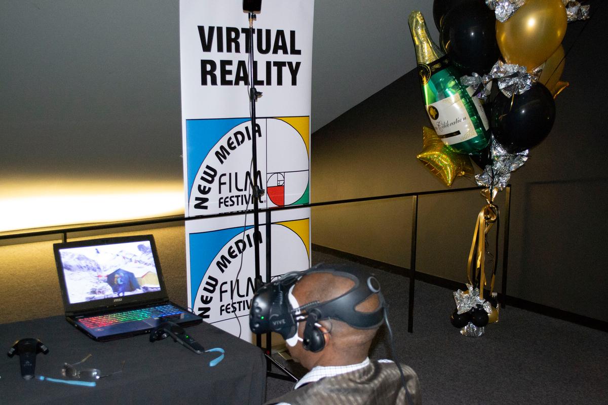 VR 360 new media